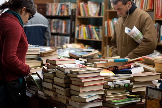 zákazníci knihovny