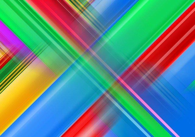 barevná textura