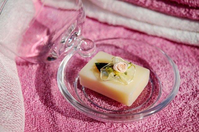 voňavé mýdlo