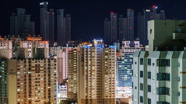 mrakodrapy bytových domů