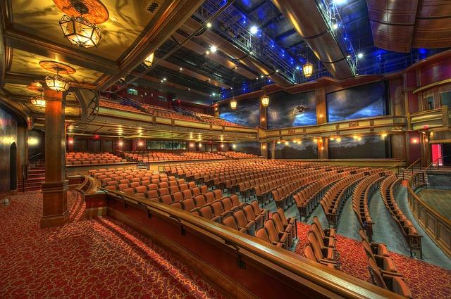 floridské divadlo