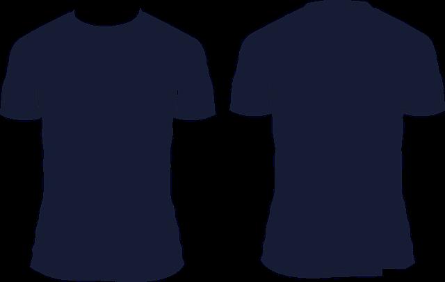 šablona trička