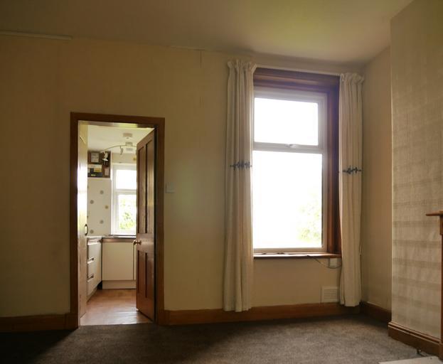 prázdný byt