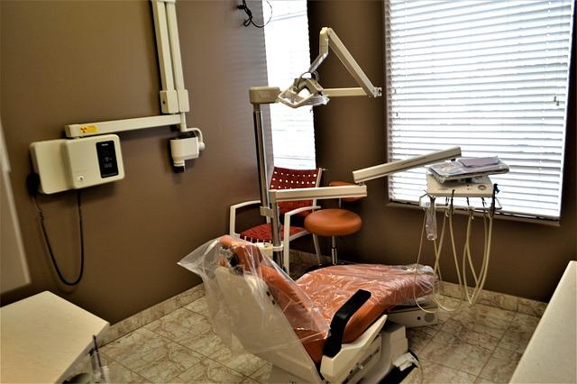 zubařská ordinace