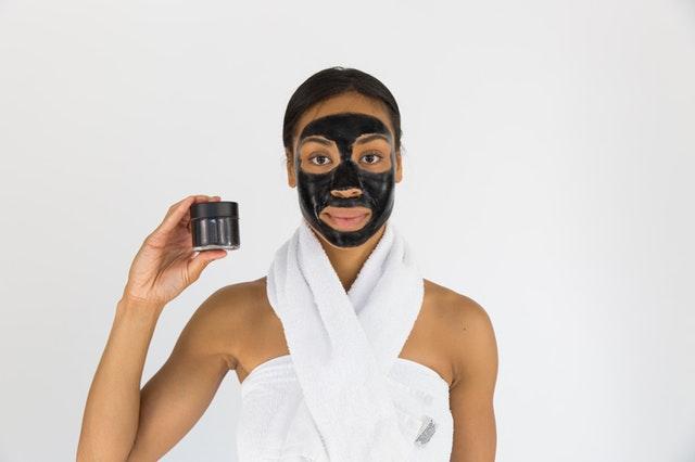 čistící pleťová maska